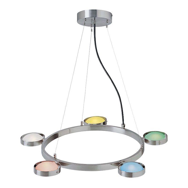 Sherbet 5-Light Ceiling Lamp