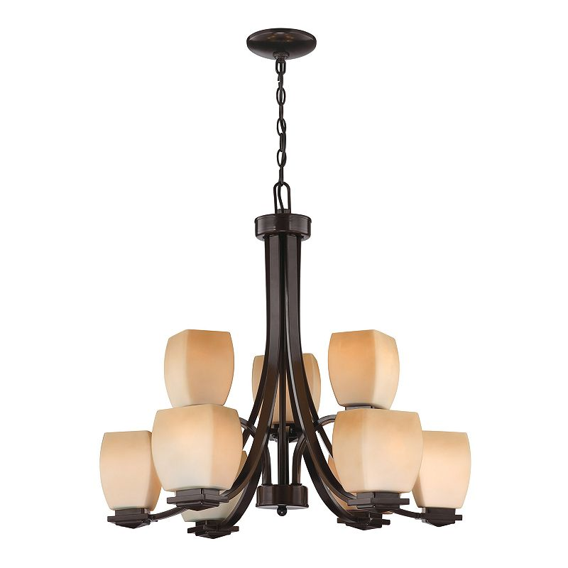 Orazio 9-Light Chandelier