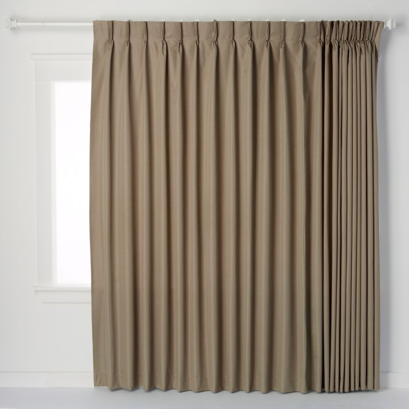 How To Make Sheer Curtains Insulated Patio Door Curtains