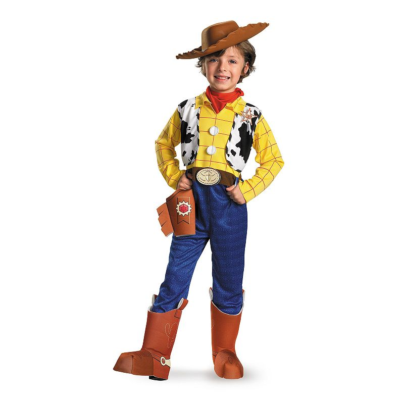 Disney Toy Story Woody Deluxe Costume - Toddler / Kids