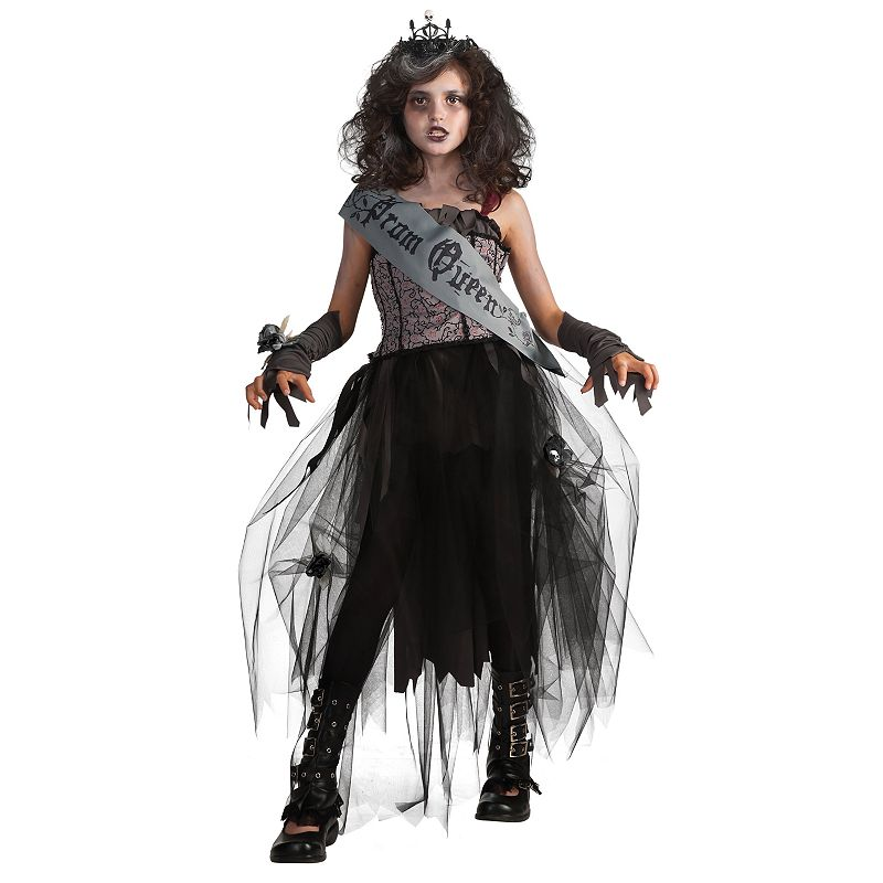 Goth Dance Queen Costume - Kids