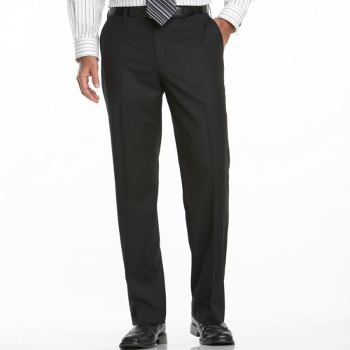 Big & Tall Apt. 9® Flat-Front Dress Pants