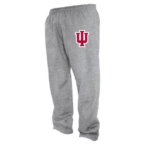 Men's Indiana Hoosiers Fleece Lounge Pants
