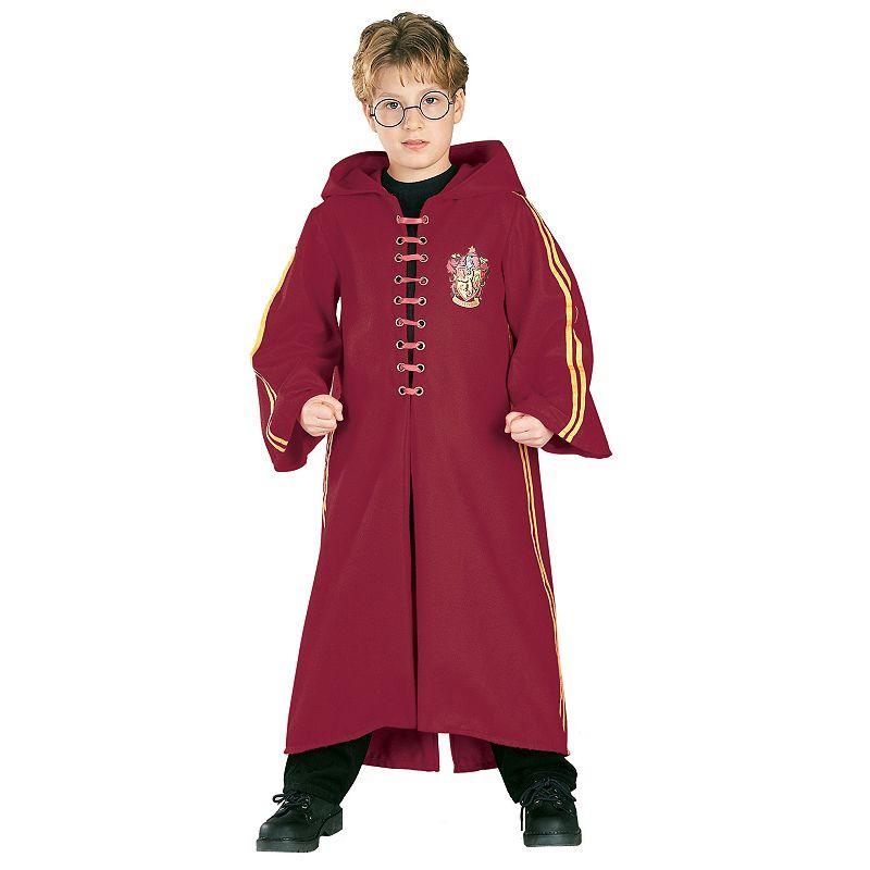 Harry Potter Quidditch Robe Super Deluxe Costume - Kids