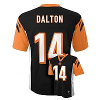 Boys 4-7 Cincinnati Bengals Andy Dalton NFL Replica Jersey