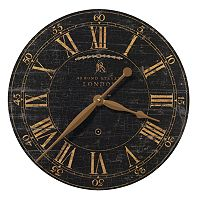 Bond Street Wall Clock