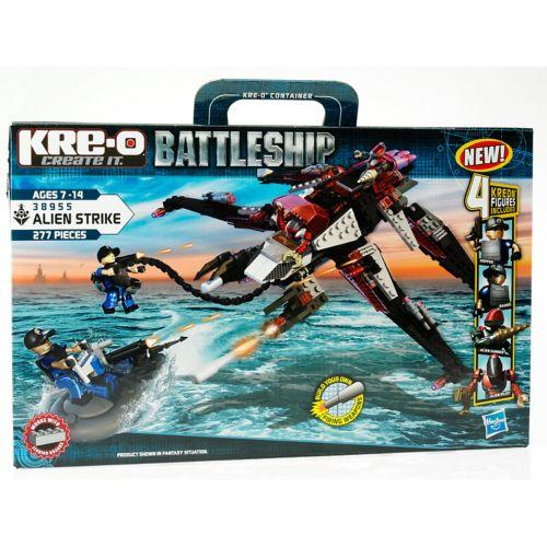 KRE-O Battleship Alien Strike Set by Hasbro