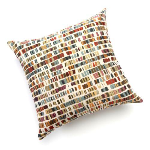 Bedrock Decorative Pillow