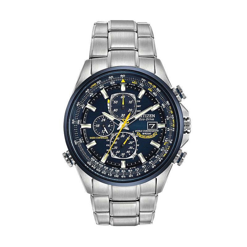 Citizen rotating bezel watch kohl 39 s for Watches kohls