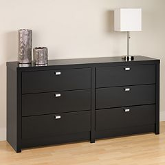6-Drawer Dresser by