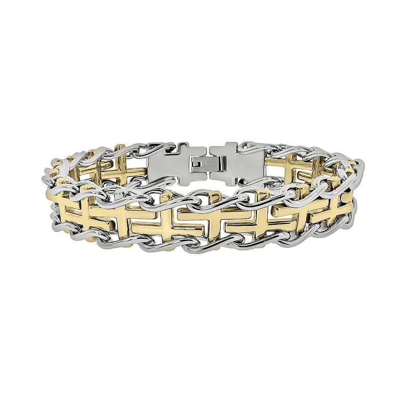 Gold tone mens jewelry kohl 39 s for Kohls jewelry mens rings