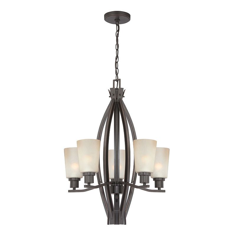 Lite Source Inc. Nelson 5-Light Chandelier