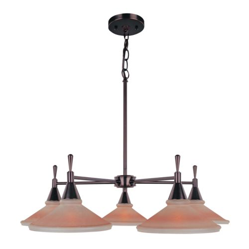 Lite Source Hogan 5-Light Chandelier