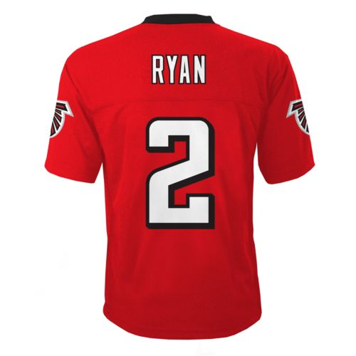 Boys 4-7 Atlanta Falcons Matt Ryan Jersey