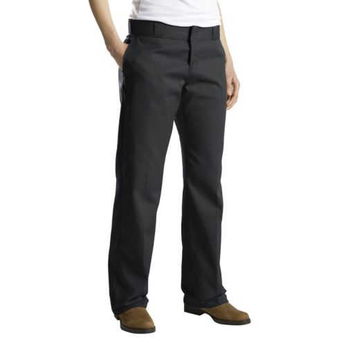 Popular Dickies Girl HH166 Classic 5Pocket Straight Leg Pants Women Ladies