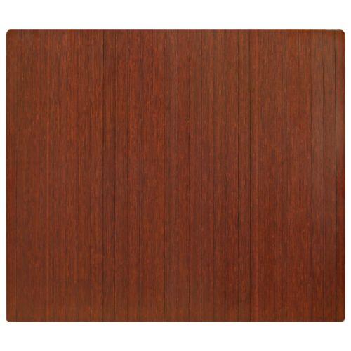 Anji Mountain Roll-Up Bamboo Chairmat - 4' x 5'