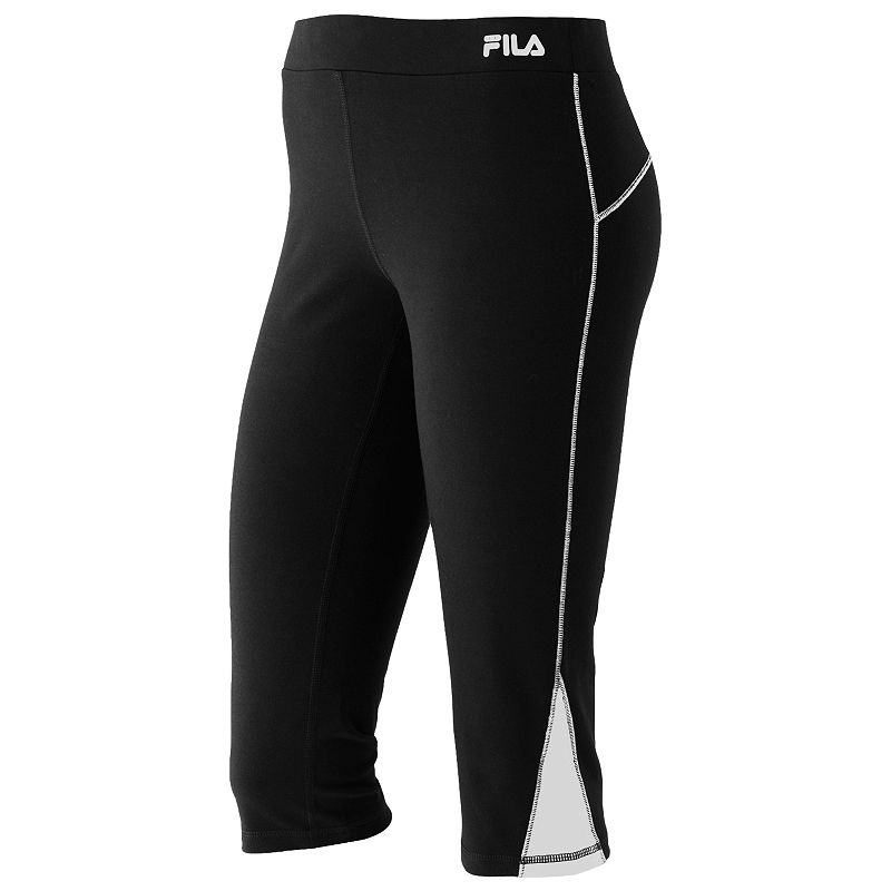 FILA SPORT® Colorblock Active Capris