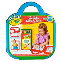Crayola My First Dry-Erase Activity Mat