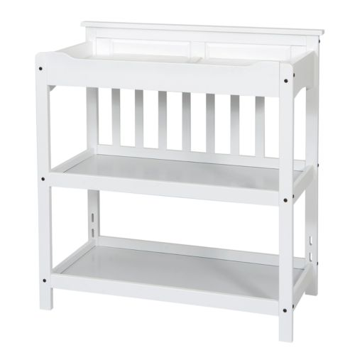Child Craft Logan Convertible Dressing Table