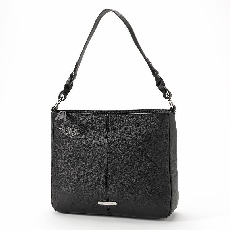 Stone and Co. Claudia Leather Hobo