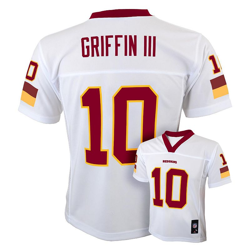 Boys 8-20 Washington Redskins Robert Griffin III Jersey