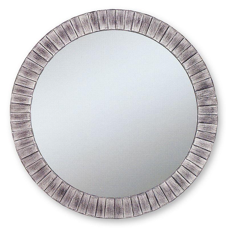 Alpine Lyone Beveled Wall Mirror
