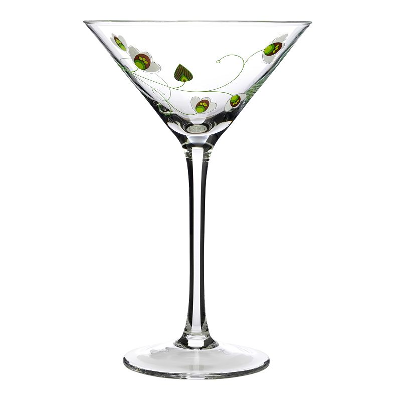 Social Ave UR Vino 2-pc. Martini Glass Set