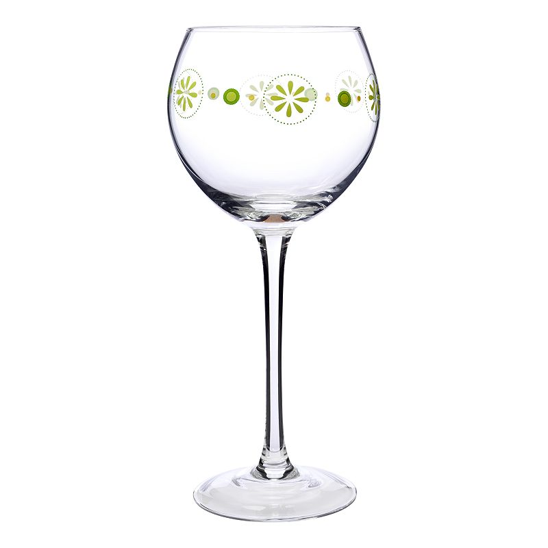 Social Ave The Molly Collection 4-pc. Red Wine Glass Set