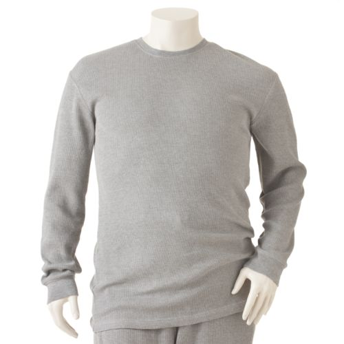 Residence Solid Thermal Tee - Big and Tall