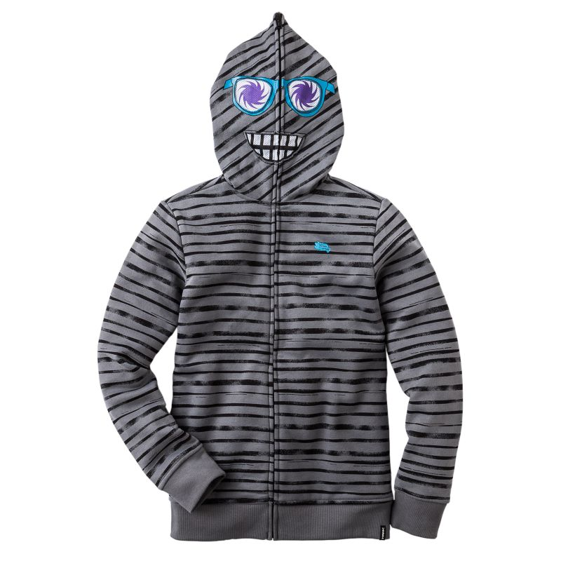 Tony Hawk Crazy Eyes Costume Fleece Hoodie - Boys 8-20