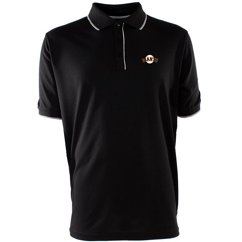 Men's San Francisco Giants Elite Desert Dry Xtra-Lite Pique Polo