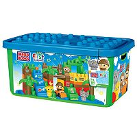 Mega Bloks First Builders Tubtown Safari Set