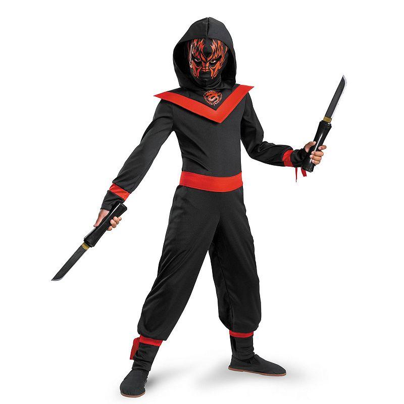 Neon Ninja Costume - Kids