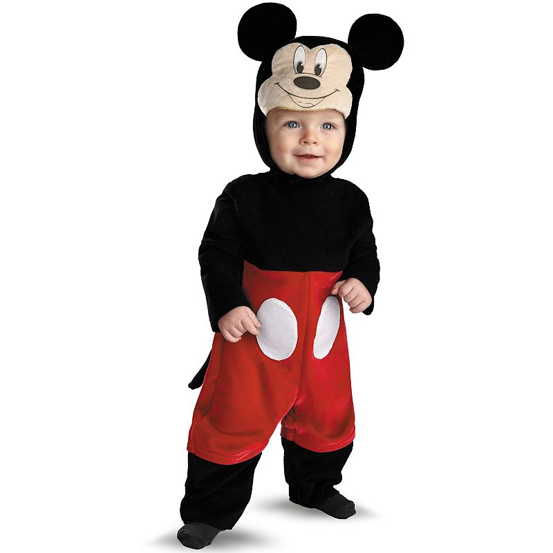 Disney Mickey Mouse Costume - Baby