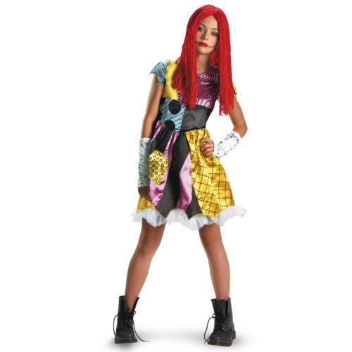 Disney The Nightmare Before Christmas Sally Costume - Kids