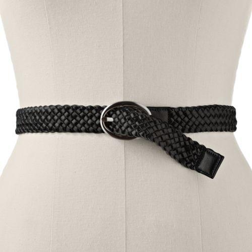 Croft & Barrow® Braided Belt