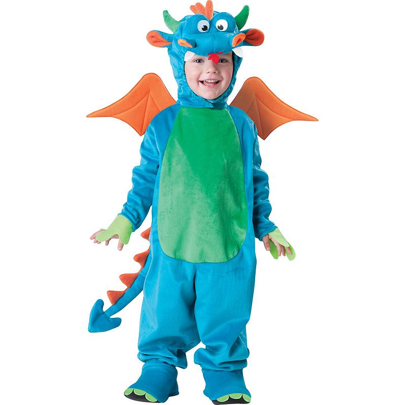 Dinky Dragon Costume - Toddler