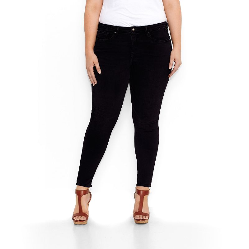 Plus Size Levi's 512 Perfectly Shaping Skinny Jeans