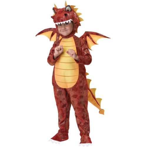 Fire Breathing Dragon Costume - Toddler