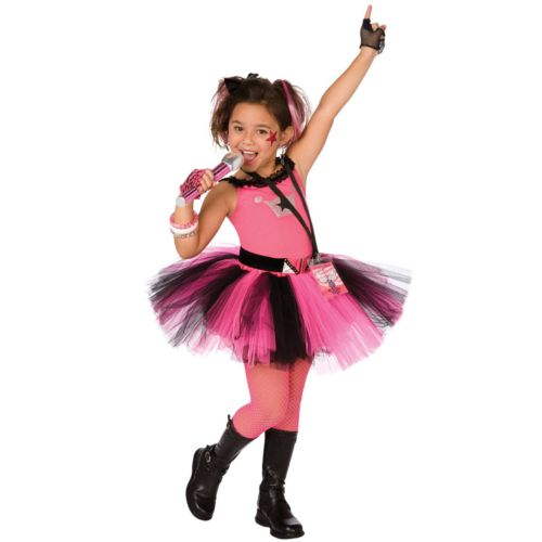 Glam Rocker Costume - Kids