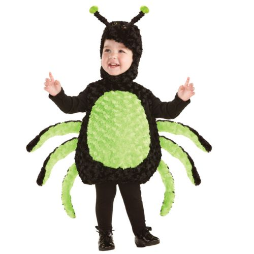 Spider Costume - Toddler