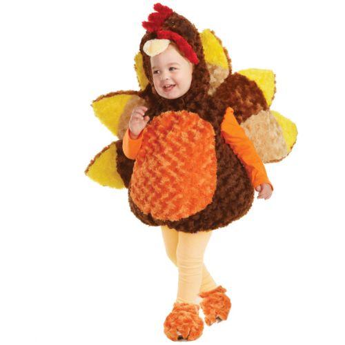 Turkey Costume - Toddler