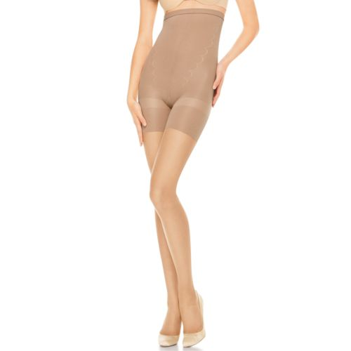 ASSETS Red Hot Label by Spanx High-Waist Shaping Pantyhose - 1845
