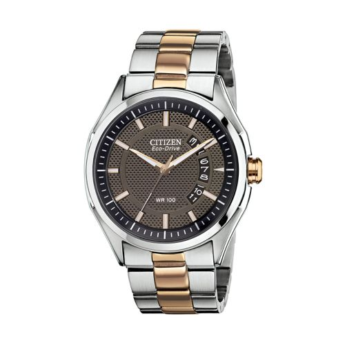 Drive from Citizen Eco-Drive Two Tone Stainless Steel Watch - AW1146-55H - Men