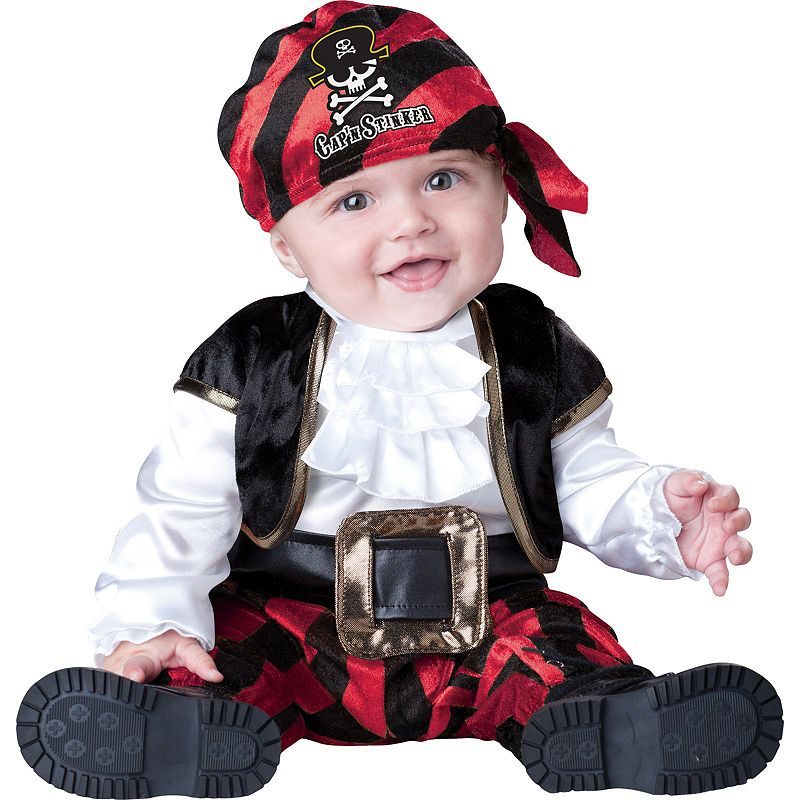 Cap'n Stinker Pirate Costume - Baby/Toddler