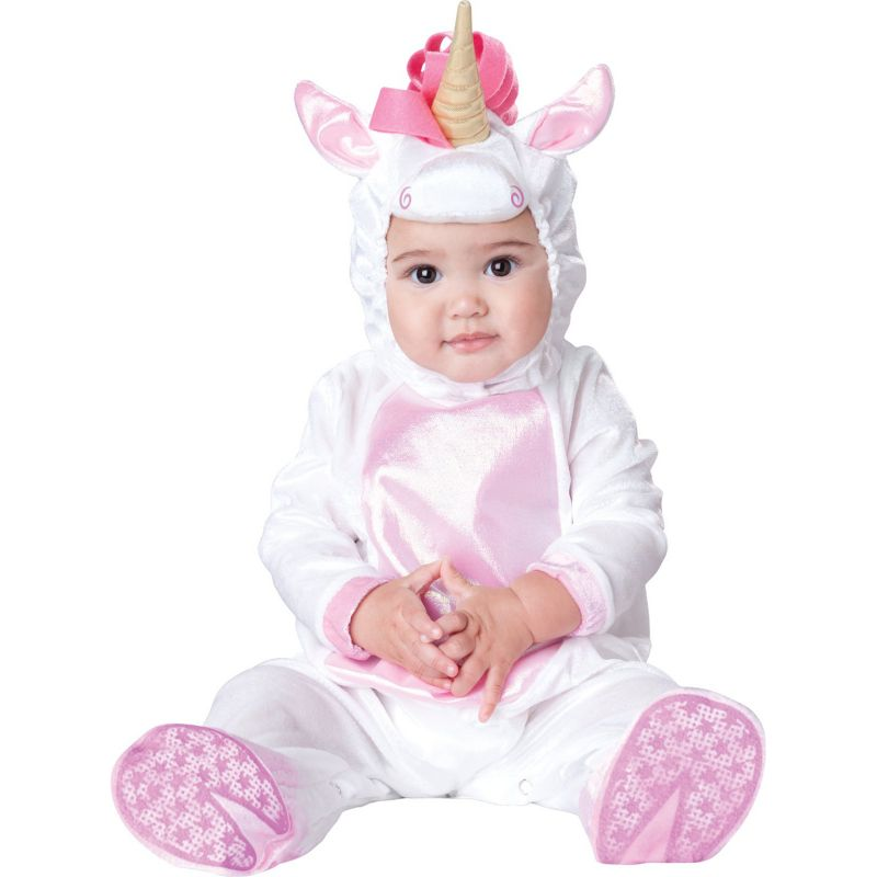 Magical Unicorn Costume - Baby (White)