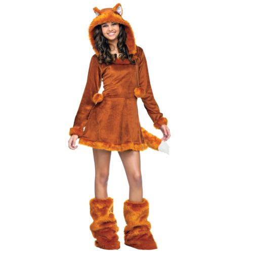 Sweet Fox Costume - Teen