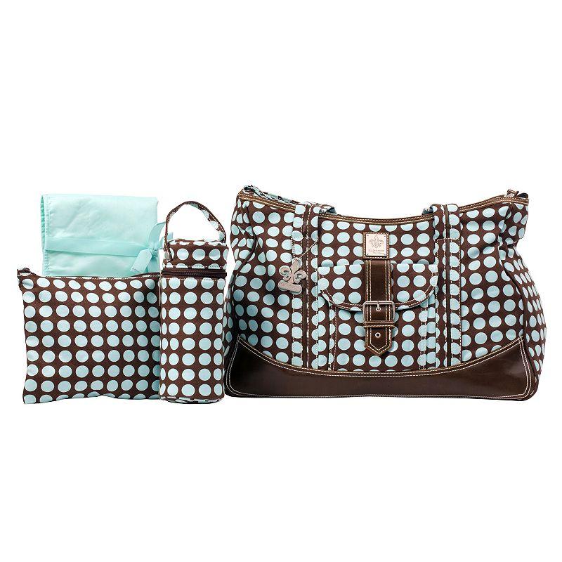 Kalencom Weekender Diaper Bag Set