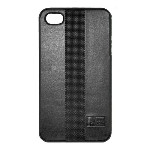 Case Logic Leather Stripe iPhone 4 Cell Phone Case
