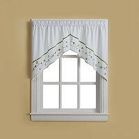 CHF Clover Swag Curtain Pair - 58'' x 30''